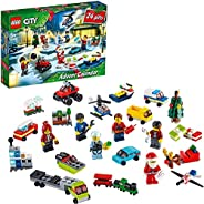 Lego 60268 City Adventskalender, Byggnad