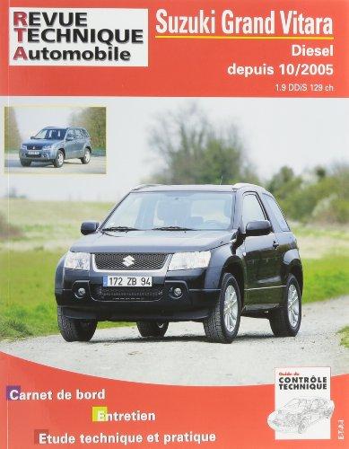 revue technique B717.6 Grand Vitara 4cyl. Ess et Dies (90/97)