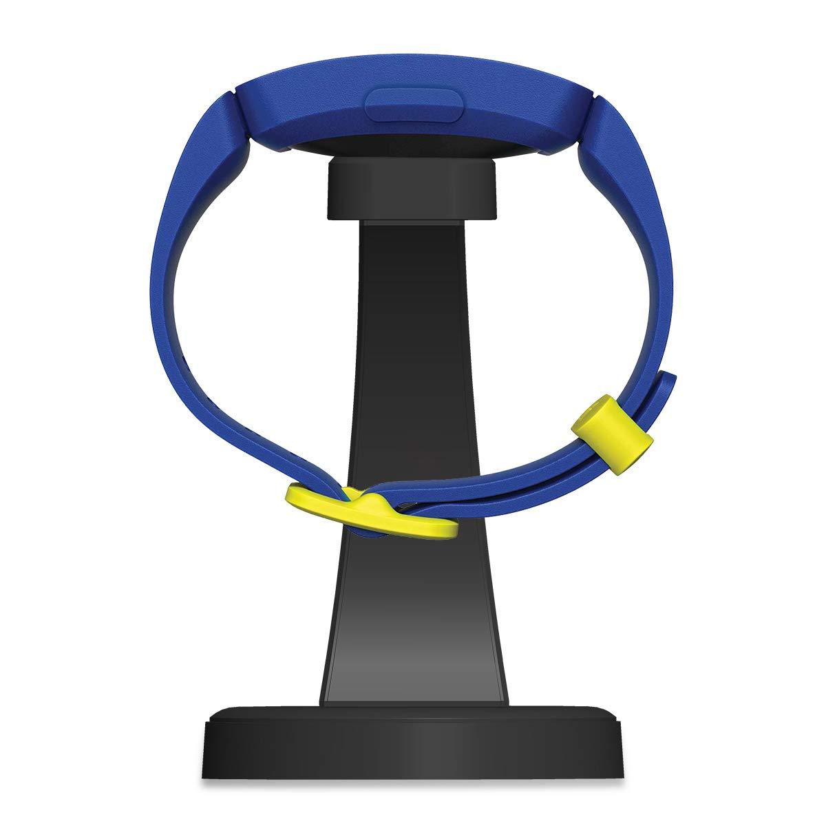 Spguard - Estación de carga compatible con Fitbit Ace 2, Fitbit Inspire HR, cargador con cable USB de 79,3 cm, estación… 1