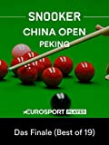 Snooker: China Open 2018 in Peking - Das Finale (Best of 19)