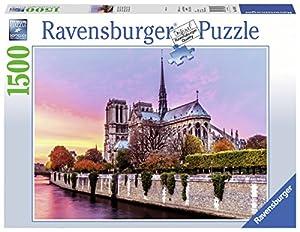 Ravensburger Spiel 16345 - Puzzle (1500 piezas), diseño de Venecia