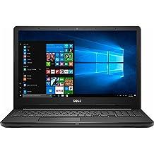 Dell Inspiron 15.6 Inch HD Touchscreen Flagship High Performance Laptop PC | Intel Core I5-7200U | 8GB RAM | 256GB SSD | DVD +/-RW | Bluetooth | WiFi | Windows 10 (Black)