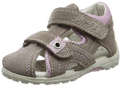 Lurchi Molo, Mädchen Geschlossene Sandalen, Beige (taupe 47), 25 EU