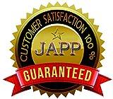 JAPP ABS Multifunction EU Plug Electric Steamer (Multicolour)