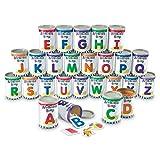 "Learning Resources LER6801 Sortierspiel ""Buchstabensuppe"""