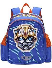 Mochila Escolar Para Niños Adolescentes Ligeros Transformers Mochilas Para Niños Y Niñas Bolsas Escolares ...