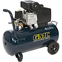 Compresor de aire de 50litros, 2CV, marca GMC