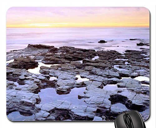 tide-pools-at-sunset-in-san-diego-mouse-pad-mousepad-beaches-mouse-pad