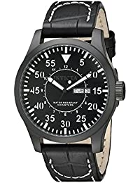 Invicta Specialty/Outdoor Herren-Armbanduhr 48mm Schwarz Quarz 11206