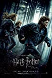 HARRY POTTER AND THE DEATHLY HALLOWS REPRODUCTION FILM POSTER 16X12'