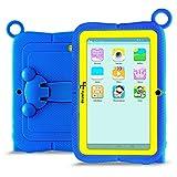 """Yuntab Q88R Tablet infantil (Android 4.4 Allwinner A33 1.5Ghz Quad Core 7"""" 1024x600 HD Display 512+8GB Doble cámara con iWawa Parental Control Software Preinstalado, Bluetooth 4.0 Wifi 3D Game &TF Car"""
