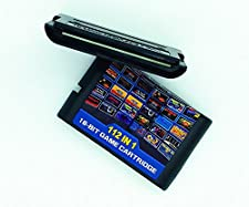 RGH 112 In 1 Sega Mega Drive Game Cartridge – Genesis Multi Game Cartridge