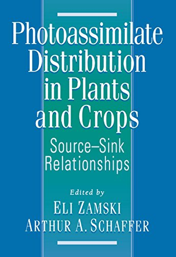 Photoassimilate Distribution Plants and Crops Source-Sink Relationships (Books in Soils, Plants, and the Environment Book 48) (English Edition)