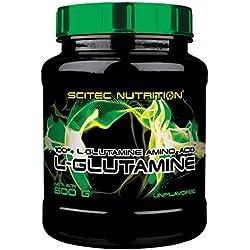 Scitec L-Glutamina - 600 gr
