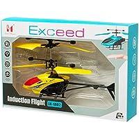 Hand Sensor Helicopter for Kids (Multi Color)