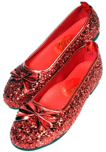 Rubie s Kost-m &Apos; Co 6267 Ruby Slippers Kind Gr-e X-Small