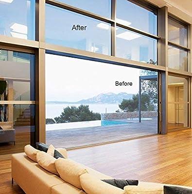 NewStar Film de Protection Solaire | Autocollant d'écran, Protection UV & Fenêtre Protection d'écran, Anti-Rayures, épais Épaisseur du matériau 0,1mm