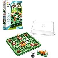 Games-SG421ES Smart Games-Jump in Individuel, Cadeaux éducatifs Amusants, Puzzle, Jeux de Table pour Enfants 7-8 Ans ou…