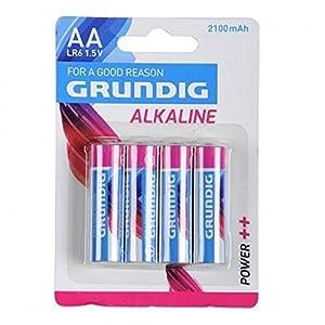 speel Goed 51667-Batería AA Grundig Alkaline, Otras Juguetes