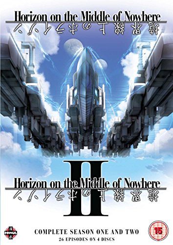 Horizon On The Middle Of Nowhere Complete Series 1 And 2 Collection [Edizione: Regno Unito] [Import italien]