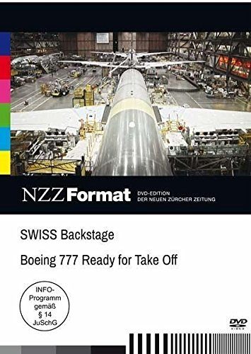 Preisvergleich Produktbild SWISS Backstage - Boeing 777 Ready for Take Off