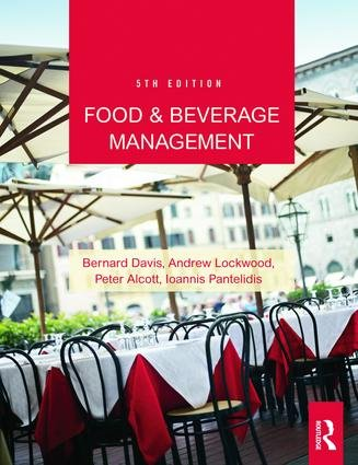 Food And Beverage Management, 5Th Edn