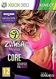 Zumba fitness core : sculptez vos abdos ! (jeu Kinect - ceinture non incluse)