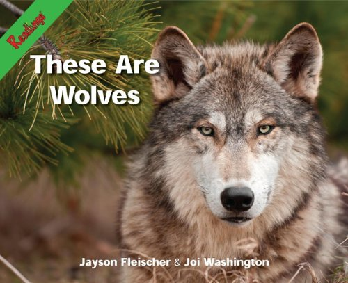 These Are Wolves (Readlings) by Jayson Fleischer (2011-09-01)