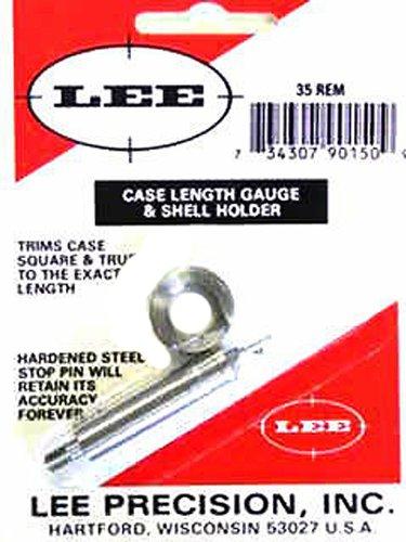 LEE Precision 90150Gauge mit Shell Holder Calibre 35Rem, Mehrfarbig, Einheitsgröße -