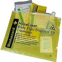 Safety First Aid k418a Hypaclean Körperflüssigkeit Entsorgung Kit preisvergleich bei billige-tabletten.eu