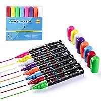 GAINWELL Wet Wipe Chalk Pens