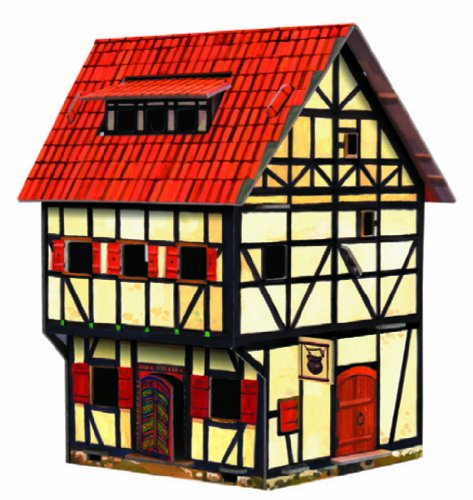 CLEVER PAPER- Puzzles 3D Taberna (14213)