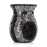 Klassische Mosaik Ölbrenner Duftöldiffusoren - Dark Magic