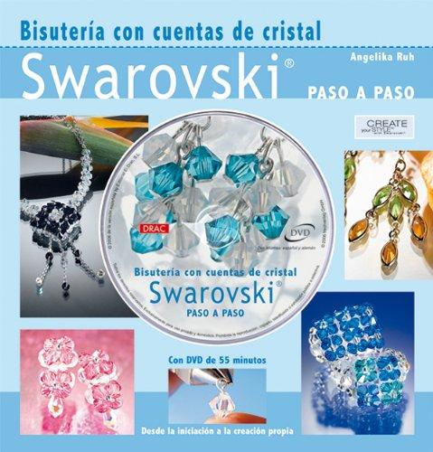 Portada del libro Bisuteria con cuentas de cristal Swarovski