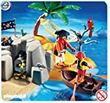 Playmobil - 4139 - Compact Set Pirates