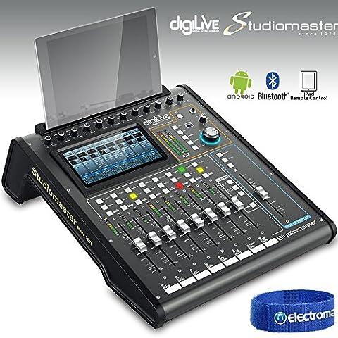 Studiomaster DIGILIVE16 16-Channel Digital Mixing