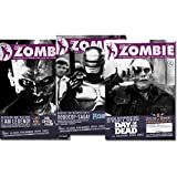 Der Zombie (Magazin) - 3er Pack - Ausgabe 04 - 06, inkl. I AM LEGEND -, ROBOCOP - und DAY OF THE DEAD - Specials, plus Gratis-A2-Poster