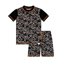 Harry Bear Boys Camouflage Swim Set Black Age 8 to 9 Years