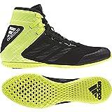 Adidas Speedex 16.1 Boxen Stiefel - Schwarz Grün UK 5.5 - EU 38.5