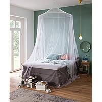 RSP Moustiquaire Home Drap-housse pour lit double avec très grand anneau pour la maison
