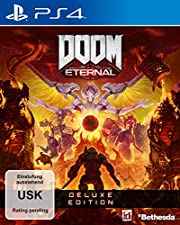 DOOM Eternal - Deluxe Edition [PlayStation 4]