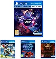 Sony PlayStation VR Games Starter Pack