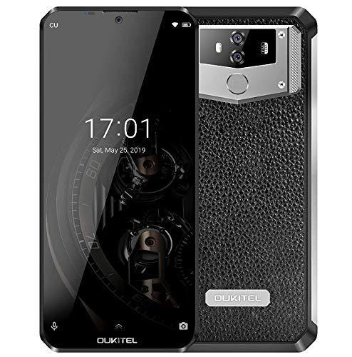 (2019) OUKITEL K12 Android 9.0 Smartphone Libero con 10000mAh Grande Batteria, 6.3