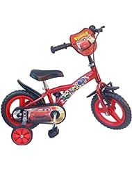 """Toims Cars Vélo Enfant 12"""" - âge 3/4 ans"""