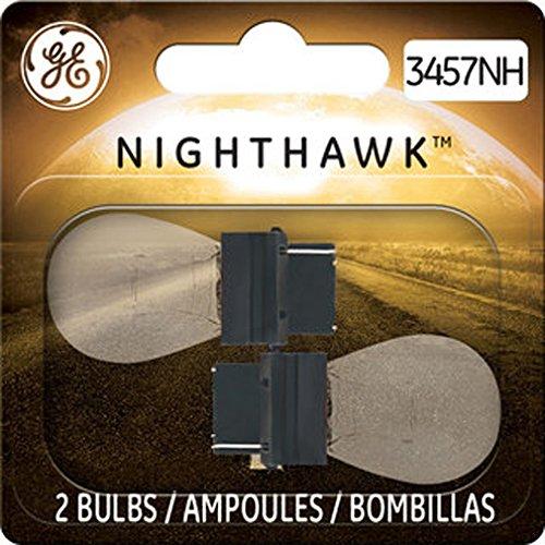 GE LIGHTING 3457/NH/BP2Nighthawk Glühbirnen Ersatz, 2er Pack -