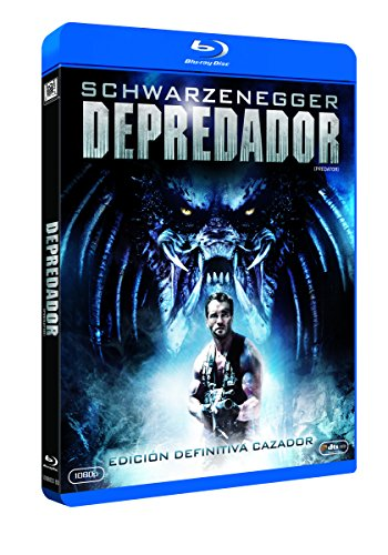 Depredador (Edición Definitiva Cazador) [Blu-ray] 51 3WD5HvRL