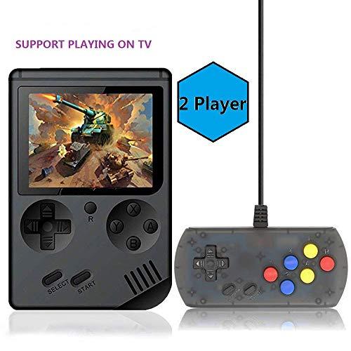 Consoles De Jeux Portable console de jeu Retro FC avec 1...