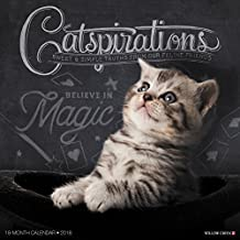Catspirations 2018 Calendar