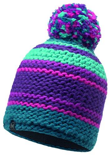 Buff dorian cappello lavorato a maglia, viola imperiale, taglia unica
