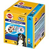Pedigree DentaStix, Hundeleckerli für große Hunde (1 x 56 Stück)